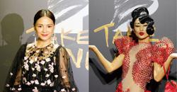 Fashion in pictures: Red carpet looks of the 57th Golden Horse Awards