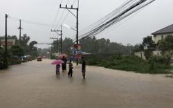 Thailand: Overnight flashflood inundates 400 households in Songkhla