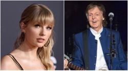 Taylor Swift and Paul McCartney bond over how they're surviving the pandemic