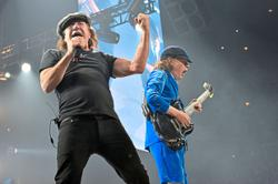Rock legends AC/DC releases its first new album in six years
