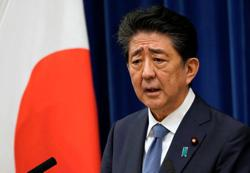 Documents show Japan ex-PM Abe's camp subsidised backers' party - NHK