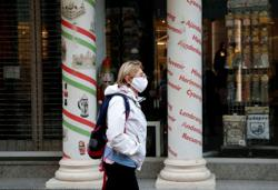 Hungary imposes restricted shopping hours to protect elderly in pandemic