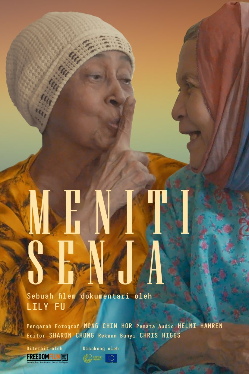 'Meniti Senja' explores the alarming rise in cases of elderly persons being left at aged care homes in Malaysia.