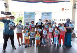 Young Puteri raises river awareness