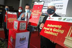 Digital payment boost for Seberang Prai folk