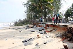 RM57mil to resolve erosion at Teluk Lipat beach