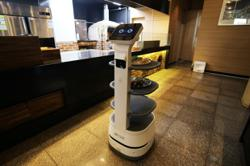 Robots are taking on new tasks in South Korean hospitals and restaurants