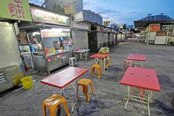 Facelift for famous hawker centre