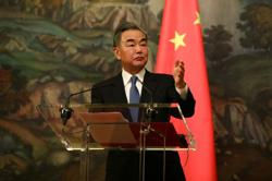 China's top diplomat visits Japan amid regional tensions