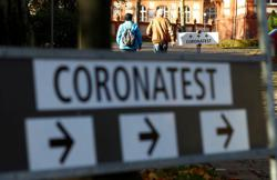 Germany's confirmed coronavirus cases rise by 13,554 - RKI