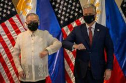 China's Manila mission says 'dangerous' US creating chaos in Asia