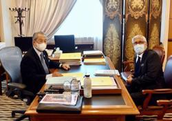 Muhyiddin appreciates Abu Kassim's contributions to tackling corruption