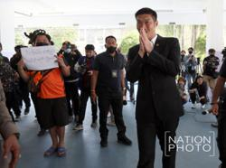 Thai police prevent brawl between Thanathorn supporters and royalists