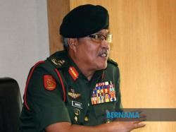 M'sian Army chief suggests increased border patrols, more cooperation among Asean