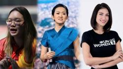 Three Thais and Malaysia's Michelle Yeoh on BBC's 2020 inspiring women list