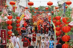 Moving CNY festival online