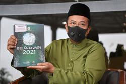 Terengganu tables RM1.99bil Budget 2021