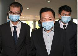 Ex-CEO denies CBT and false claim charges