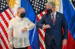 US renews pledge to help defend Philippines