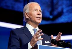 With new national security team, Biden stresses alliances, U.S. leadership