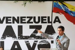 Venezuela's Guaido seeks to maintain bipartisan U.S. support amid Biden transition