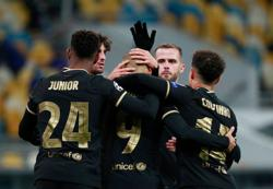 Barca benefited from fresh legs in win over Dynamo, says Koeman