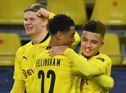 Haaland double gives Dortmund 3-0 win over Brugge