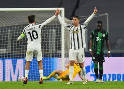 Juventus move into last 16 with 2-1 win over Ferencvaros