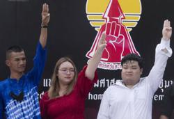 Thai pro-democracy leaders summoned over royal defamation (Update)
