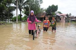 Kedah floods: 85 evacuated from three districts
