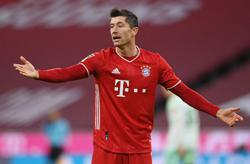 Bayern Munich's Lewandowski, Flick head FIFA awards shortlist