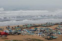 India's Tamil Nadu state braces for severe cyclonic storm