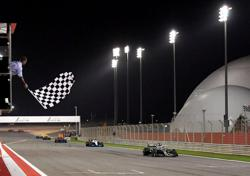 Statistics for the Bahrain Formula One Grand Prix