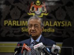 Dr M: Pejuang MPs will not support Budget 2021