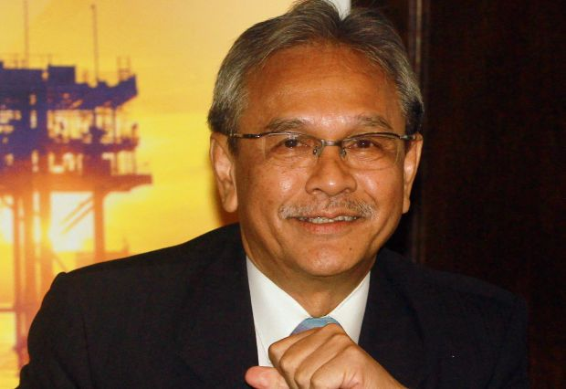 Hisbiscus chairman Zainul Rahim Mohd Zain