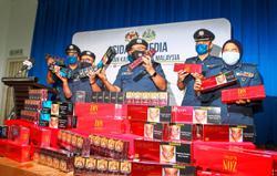 Malaysian 'don' behind cigarette smuggling ring