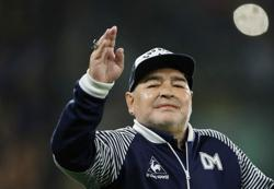 Argentina soccer legend Maradona dies of heart attack - lawyer