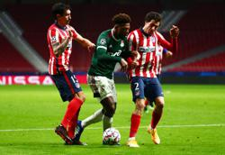 Atletico held to frustrating home draw with Lokomotiv