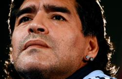 How Maradona's 'Hand of God' quote went round the world