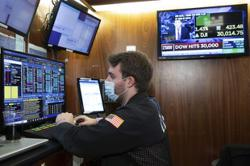 Dow optimism not matched by bond traders