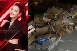 Taiwanese singer Annie Yi buys 900 items during Singles' Day