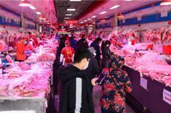 Beijing's Xinfadi market suspends sale of frozen, aquatic products