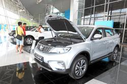 Car sales to ride on tax exemption until end-Dec