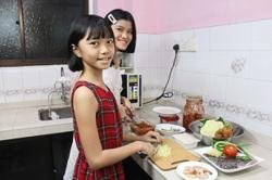 CMCO: Doing chores together has strengthened this Malaysian family's bond