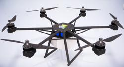 US teens develop sanitising drone to help clean school during pandemic