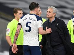 Marriage made in heaven as Mourinho and Spurs thrive on underdog status