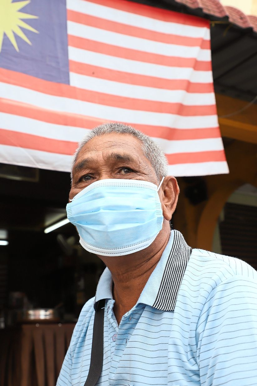 People are suffering especially the lower income group and medical staff, says Yahya.