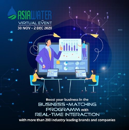 The event enables buyers to engage with exhibitors through an online business matching platform.