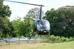 Exciting helicopter ride for 90 Langkawi residents