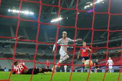 Milan held to 1-1 draw by Lille in Europa League